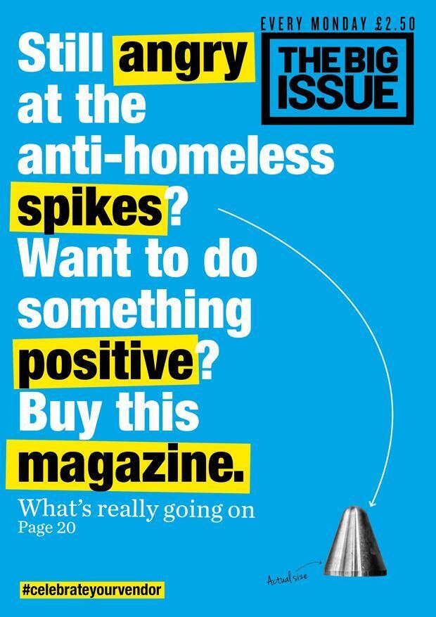 Big Issue Random Kindness